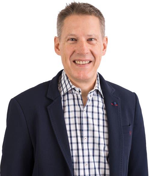 Ferdinand Zehnder, CVP
