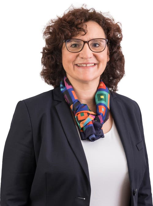 Christine Kaufmann-Wolf, CVP