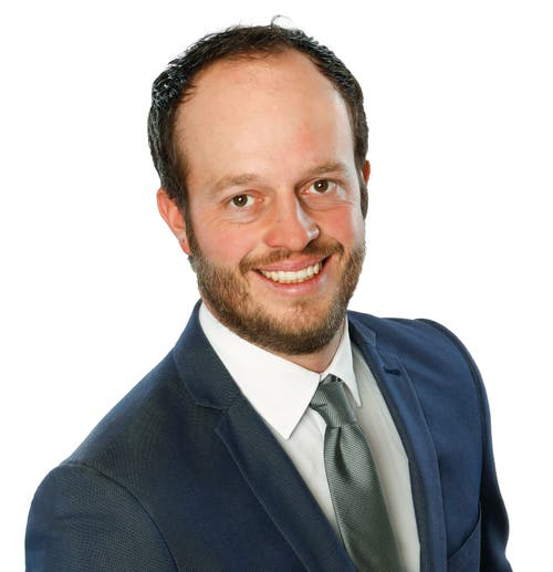 Patrick Schmid, SVP