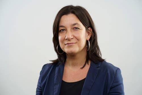 Christina Reusser, Grüne
