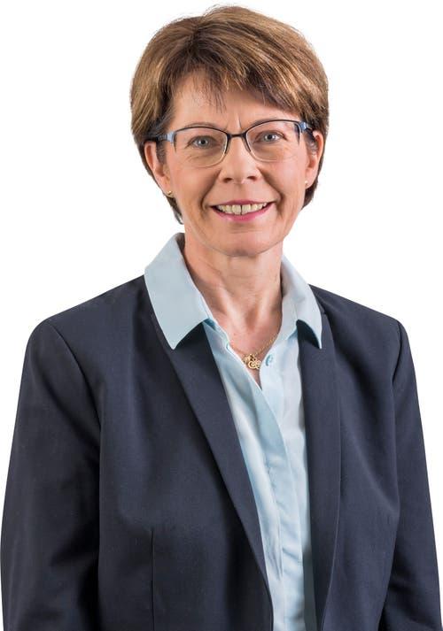 Gabriela Schnider-Schnider, CVP