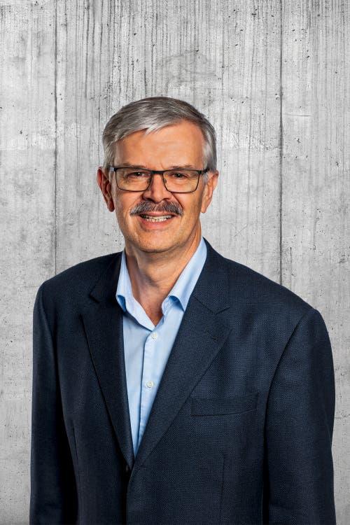 Ruedi Amrein, FDP