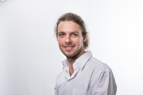 Florian Dahinden, 28, Schwarzenberg.