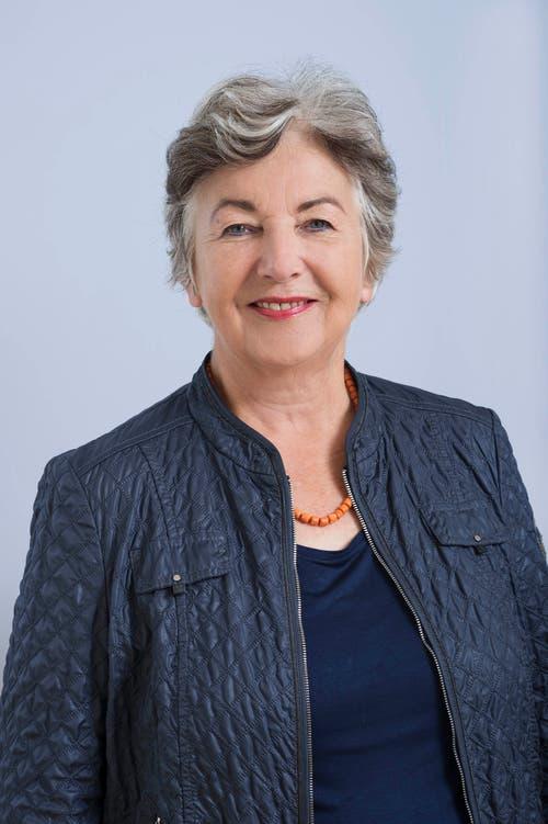 Margrit Grünwald, 69.