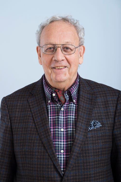Rolf Oberhänsli, 78.