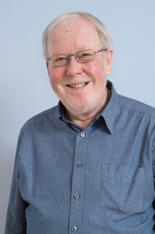 Hansjörg Eicher, 77.