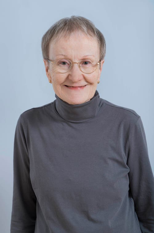 Ursula Huez-Galli, 75.