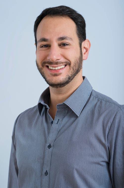 Daniel Mongelian, 38.