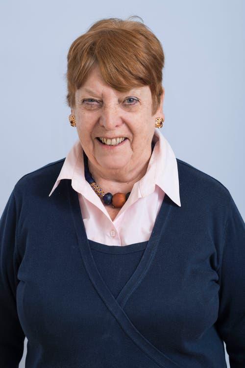 Dorothée Kipfer, 76.