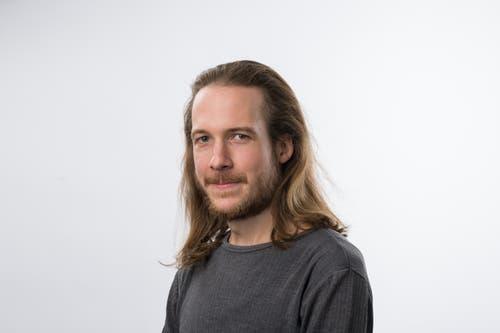 David Bussmann, 29, Hitzkirch.