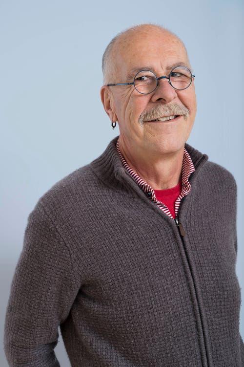 René Budry, 63.