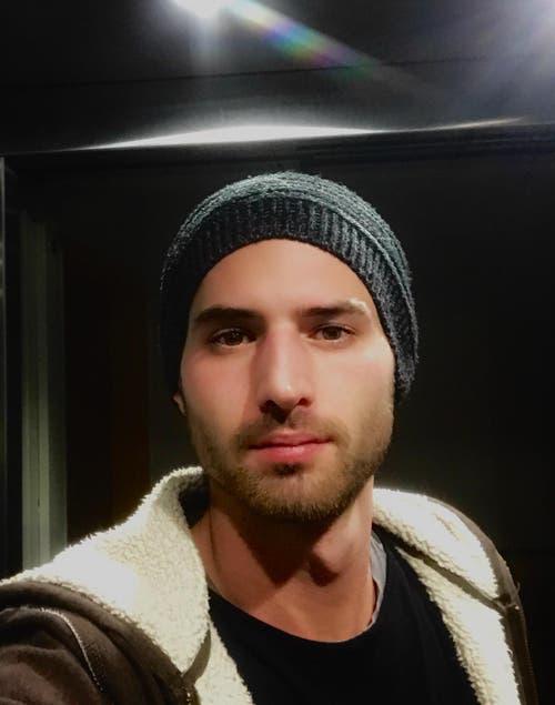 Gino De Cesario, 25, Buchrain.