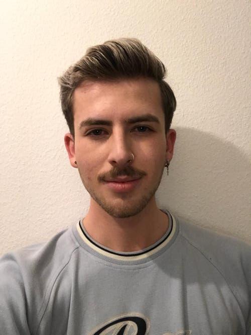 Sean Sanchioni, 20.