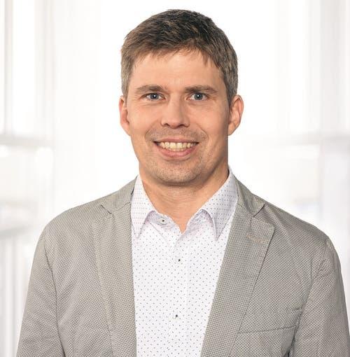 Olivier Bucheli, 44, Adligenswil.