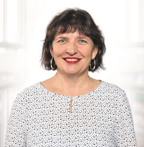 Carmen Portmann-Dahinden, 54, Meggen.
