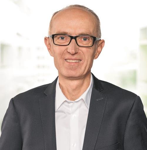 Patrick von Dach, 53, Adligenswil.