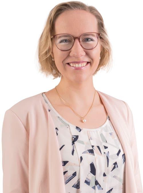 Seraina Winterberg, 26, Ebikon.