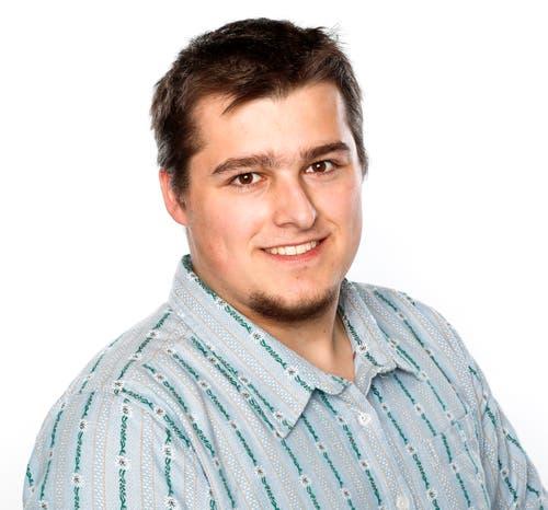 Sandro Fischer, 22, Obernau.
