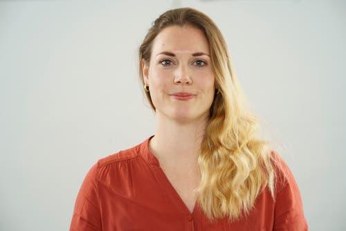 Miriam Babst, 32, Kriens.