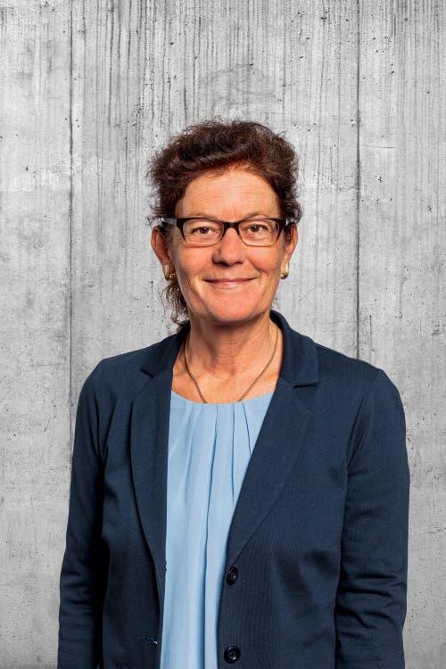 Heidi Scherer (bisher), 55, Meggen.