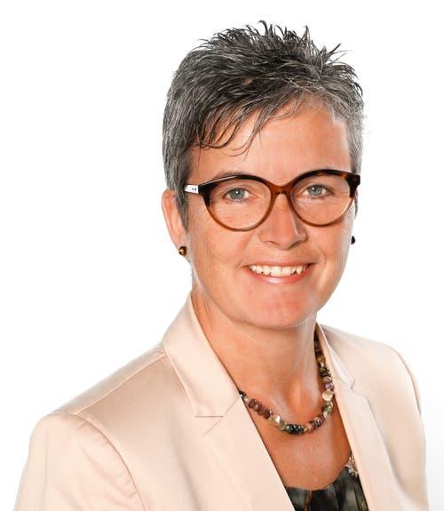 Barbara Lang, 50 (bisher), Hellbühl.