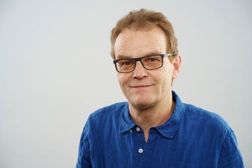 Erich Tschümperlin, 58, Kriens.