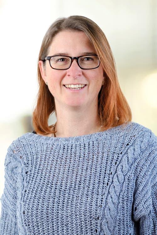 Cornelia Schum, 39, Mauensee.