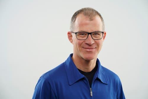 Markus Lang, 47, Ruswil.