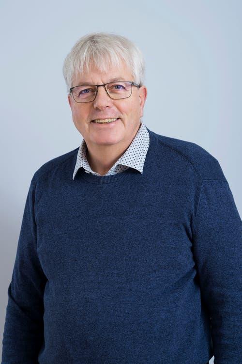 Meinrad Hofer, 61, Meggen.