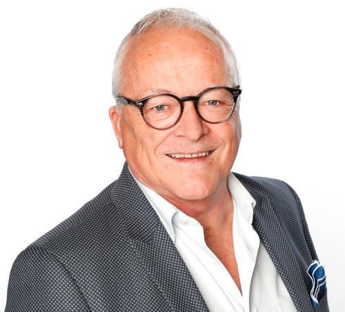 Ernst Riesen, 69, Weggis.