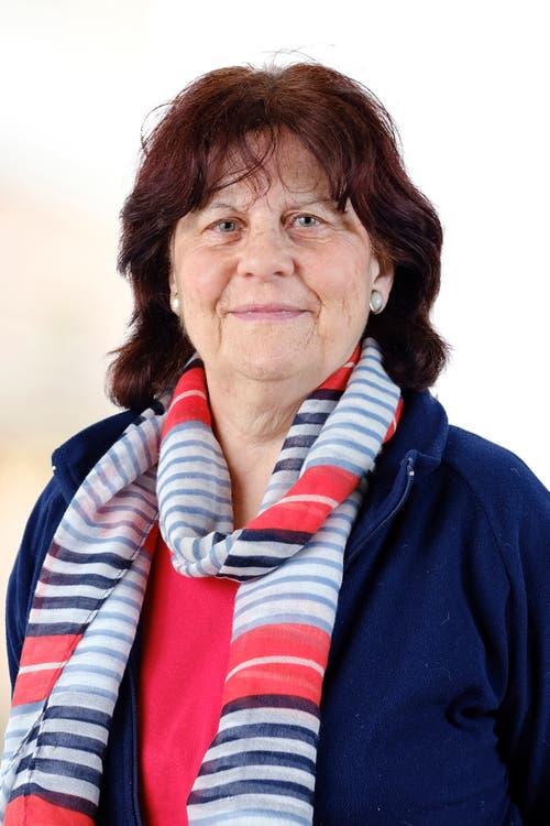 Doris Hofmann, 68, Luzern.