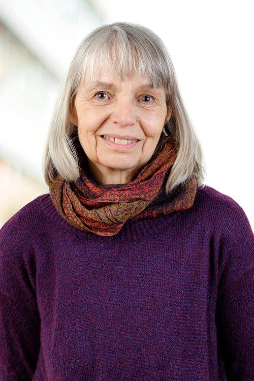 Christa Franaszek-Helber, 68,Luzern.