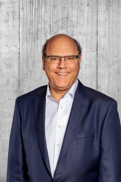 Matthias Senn, 56, Kriens.