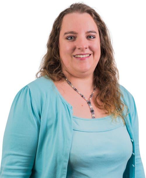 Claudia Mehr, 29, Ebikon.