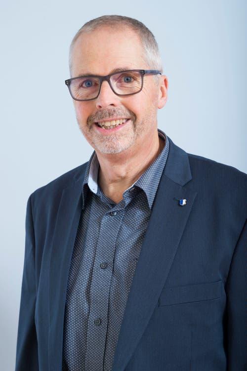 Peter Fässler (bisher), 62, Kriens.