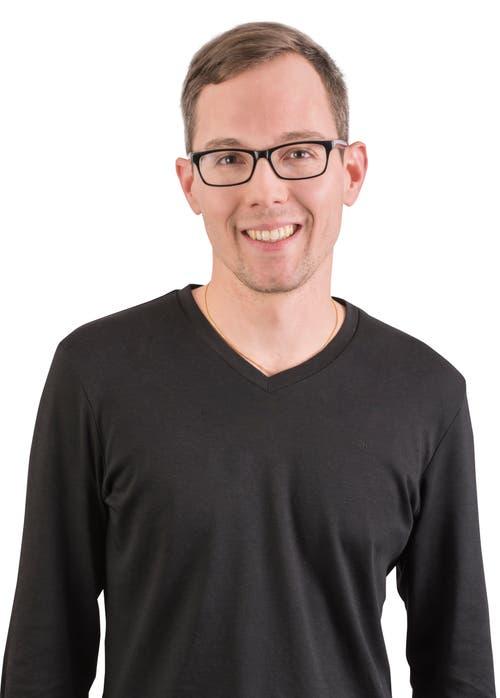 Michael Krummenacher, 29, Kriens.