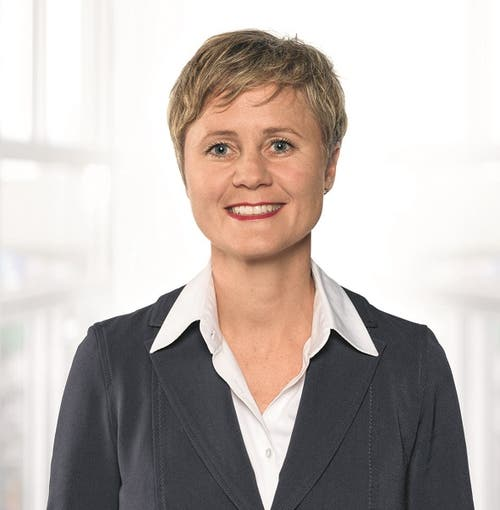 Ursula Berset, 46, Buchrain.