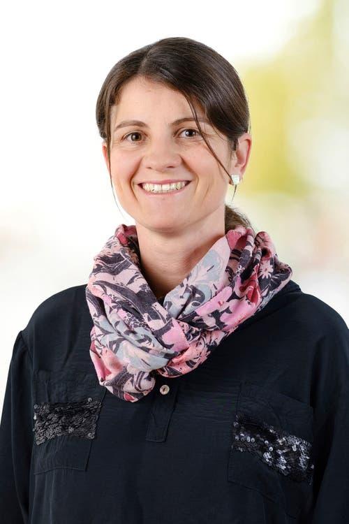 Tabea Behrens, 37, Kriens.