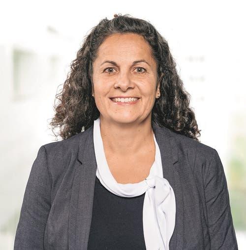 Manuela Handermann, 51, Adligenswil.