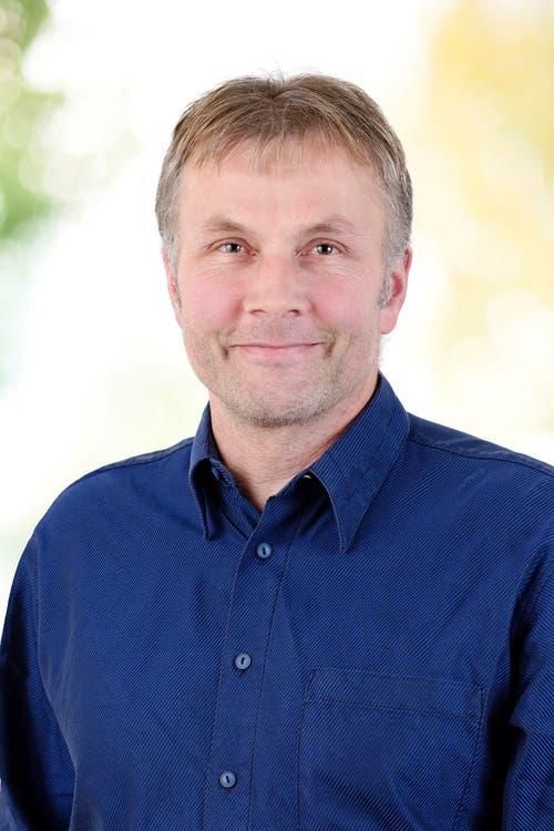 Markus Müller-Birrer, 45, Sempach-Station.