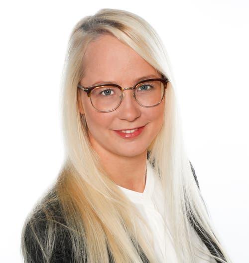 Michèle Binggeli, 34, Kriens.