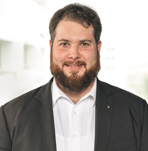 Pascal Meyer, 29, Kriens.