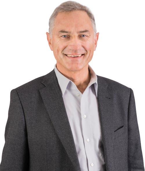 Bruno Barmettler, 61, Kriens.