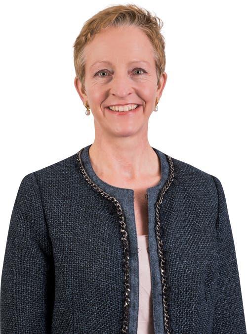 Claudia Ziltener, 47, Kriens.