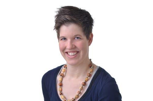 Ursula Wendelspiess, 33, Kriens.
