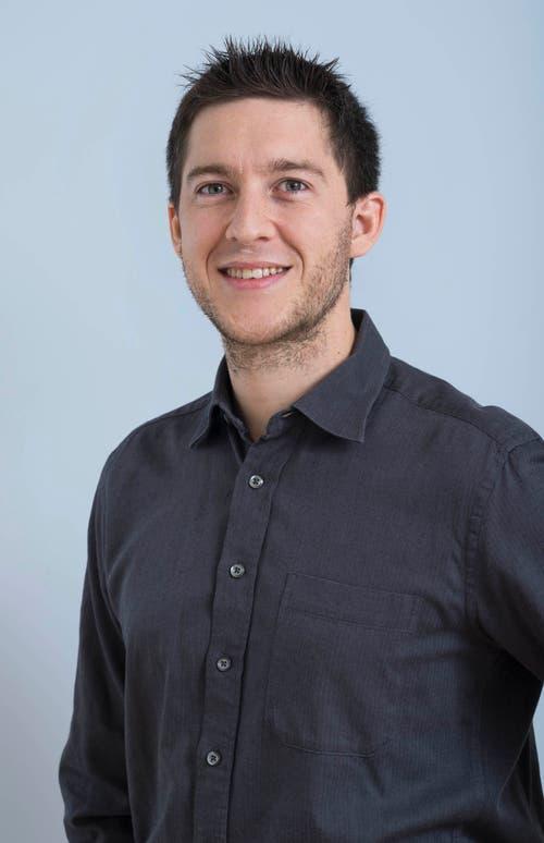 Jonas Hofer, 31, Malters.