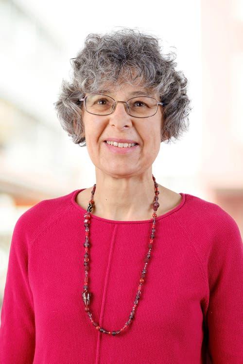 Elisabeth Muff, 56, Luzern.