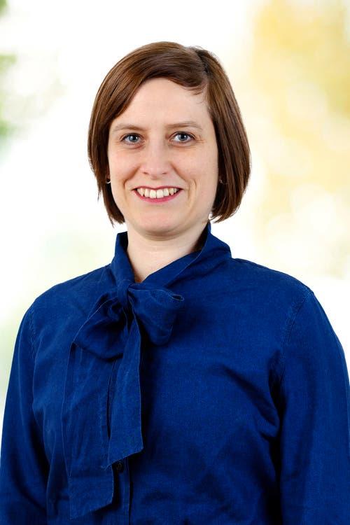 Annemarie Geeler, 37, Oberkirch.