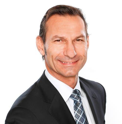 Oliver Imfeld, 51, Kastanienbaum.