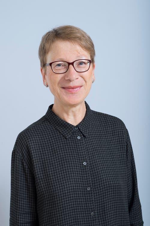 Heidi Koch, 59, Ebikon.